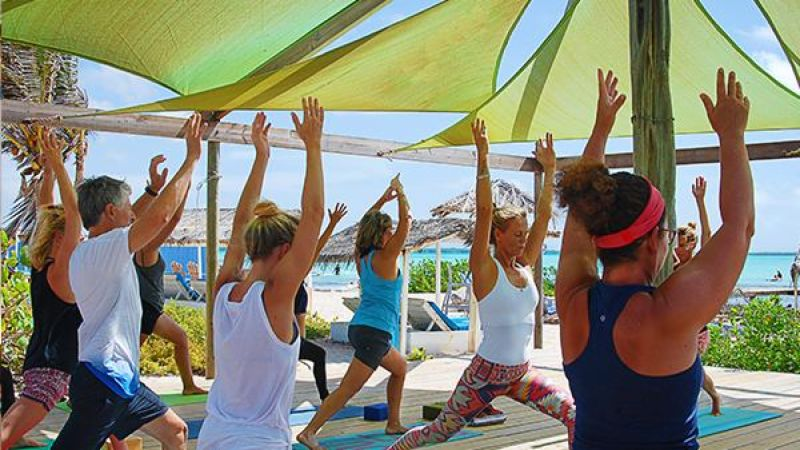 Yoga & Windsurf Package