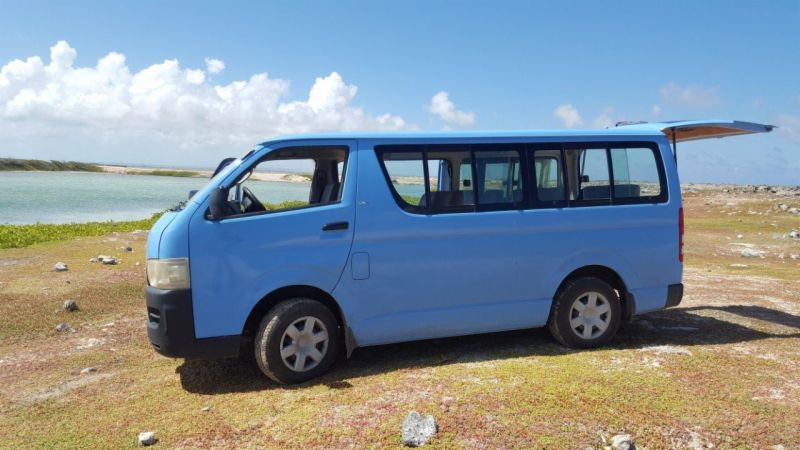 BUDGET 12-SEATER